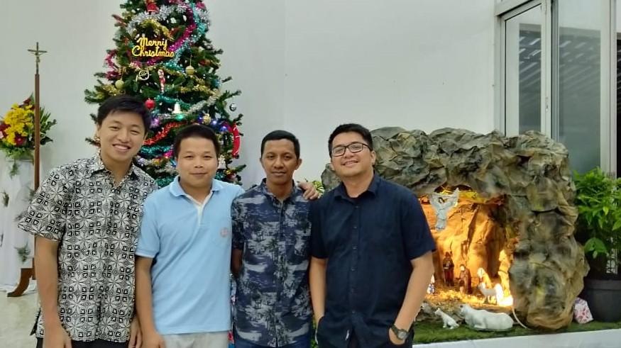 Natal 2018: Mencecap Pengalaman dicintai Allah