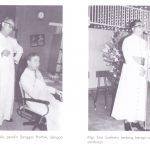 Leo Soekoto dan Romo Daniels di Sanggar Prathivi