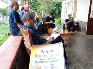 Bruder Jesuit retret di Bandungan