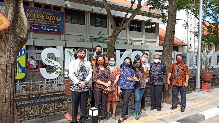 Semarang Hebat, Loyola Asri