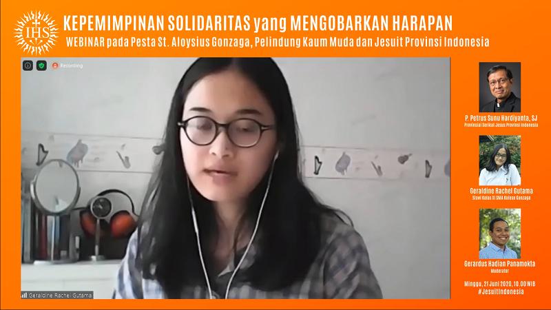Webinar 2:  Kepemimpinan Solidaritas St. Aloysius Gonzaga